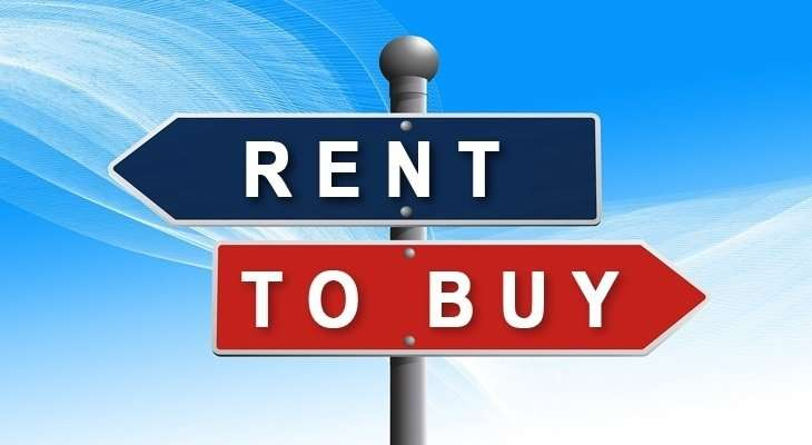 rent to buy home